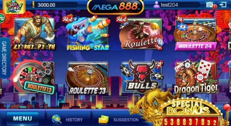 MEGA888 REVIEW IN 2020